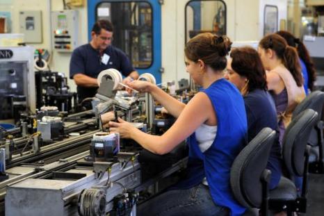 Nove dos 14 locais pesquisados tiveram aumento na produção. As maiores altas foram no Espírito Santo (4,1%), Goiás (2,4%) e Pará (2,4%) Agência Brasil